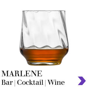 Zwiesel Glas MARLENE Mouthblown Bar Glasses Pointer