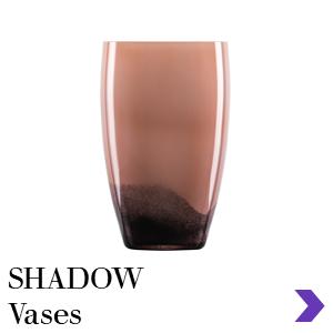 Zwiesel Glas SHADOW Range Vases