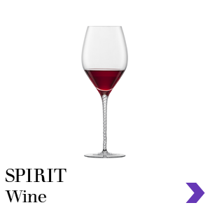 Zwiesel Glas SPIRIT Mouthblown Wine Glass Range Pointer
