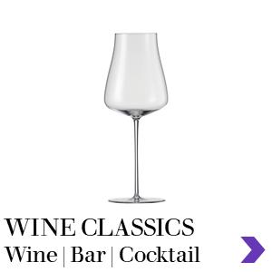 Zwiesel Glas WINE CLASSICS Mouthblown Wine Glass Range Pointer