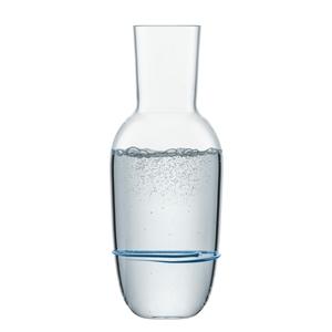 Zwiesel Glas AURA 121684 Mouthblown Blue Carafe 750ml