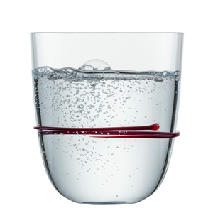 Zwiesel Glas AURA 121686 Mouthblown Aubergine Tumbler 518ml