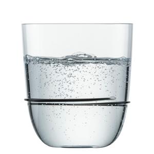 Zwiesel Glas AURA 121688 Mouthblown Black Tumbler 518ml