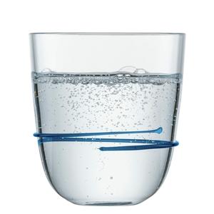 Zwiesel Glas AURA 121689 Mouthblown Blue Tumbler 518ml