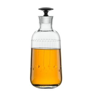 Zwiesel Glas GLAMOROUS 121604 Mouthblown Whisky Stopper Decanter 500ml