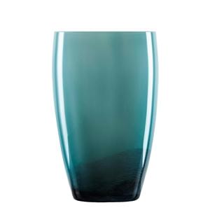 Zwiesel Glas SHADOW 121576 Large Vase Lagoon