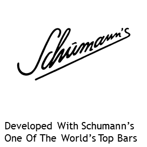 ADIT Curated Developed with Schumanns one of the worlds top bars