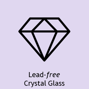 ADIT Curated Generic Lead Free Crystal Glass 5