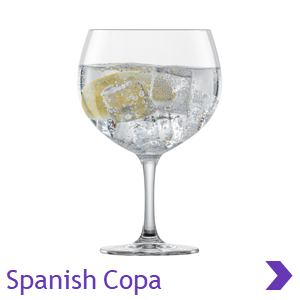 ADIT Product Category Spanish Copa Gin Glasses