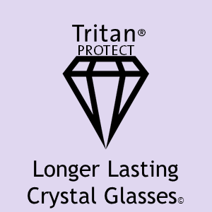 ADIT Curated Zwiesel Glas Tritan(r) Protect Longer Lasting Crystal Glasses