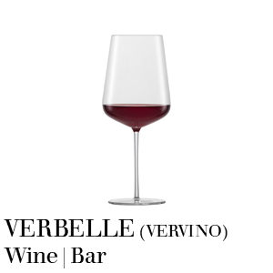 Zwiesel Glas Professional VERBELLE Place Holder