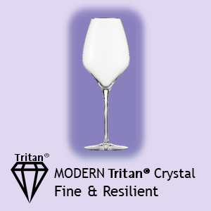 ADIT Curated Zwiesel Glas Mouthblown Tritan(r) Crystal Fine Resilient No Pointer