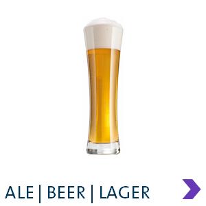 Schott Zwiesel ALE BEER LAGER Bar Range Pointer