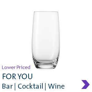Schott Zwiesel FOR YOU Bar Range Pointe