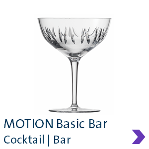 Schott Zwiesel MOTION BASIC BAR Cocktail Glasses Pointer