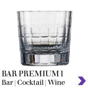 Zwiesel Glas Mouthblown BAR PREMIUM 1 Bar Range Pointer