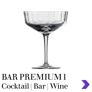 Zwiesel Glas Mouthblown BAR PREMIUM 1 Cocktail Bar Range Pointer