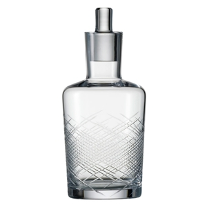 Zwiesel Glas Mouthblown BAR PREMIUM 2 122293 Whisky Stopper Decanter 500ml
