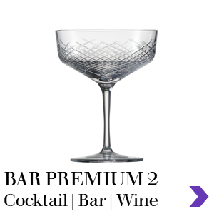 Zwiesel Glas Mouthblown BAR PREMIUM 2 Cocktail Bar Range Pointer