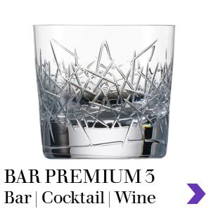 Zwiesel Glas Mouthblown BAR PREMIUM 3 Bar Range Pointer
