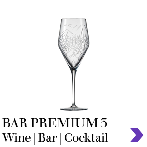 Zwiesel Glas Retail Mouthblown BAR PREMIUM 3 Pointer