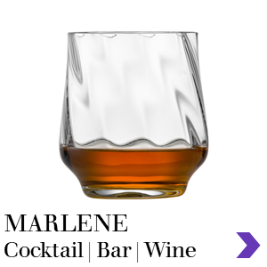 Zwiesel Glas Mouthblown MARLENE Cocktail Bar Range Pointer