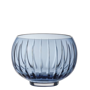 Zwiesel Glas Mouthblown SIGNUM 122246 Blue Votive Light H100mm