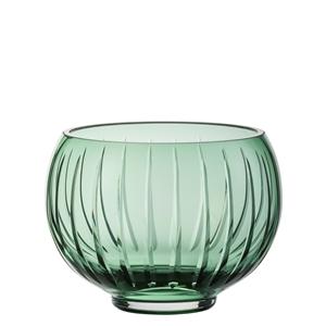 Zwiesel Glas Mouthblown SIGNUM 122247 Green Votive Light H100mm