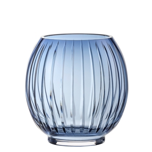 Zwiesel Glas Mouthblown SIGNUM 122250 Blue Vase H190mm