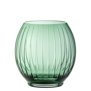 Zwiesel Glas Mouthblown SIGNUM 122251 Green Vase H190mm
