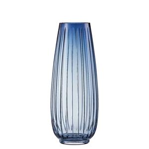 Zwiesel Glas Mouthblown SIGNUM 122254 L Blue Vase H410mm
