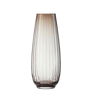 Zwiesel Glas Mouthblown SIGNUM 122256 L Brown Vase H410mm