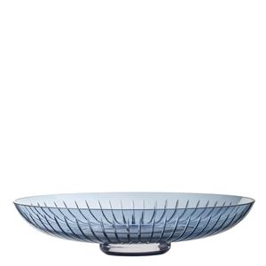 Zwiesel Glas Mouthblown SIGNUM 122258 Blue Bowl D341mm