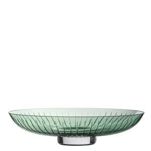 Zwiesel Glas Mouthblown SIGNUM 122259 Green Bowl D341mm