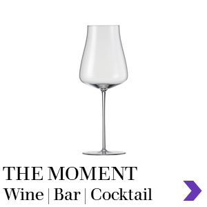 Zwiesel Glas Mouthblown THE MOMENT Wine Glass Range Pointer
