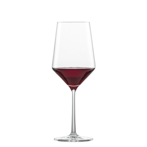 Zwiesel Glas PURE 117935 Cabernet Red Wine Glass 550ml 4pack