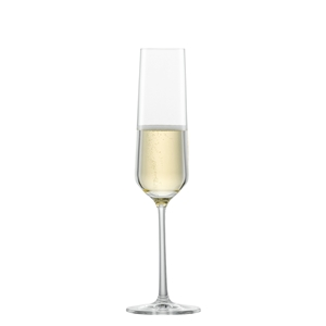 Zwiesel Glas PURE 122316 Champagne Flute 215ml 2 pack