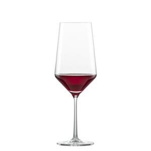 Zwiesel Glas PURE 122321 L Bordeaux Red Wine Glass 680ml 2 pack