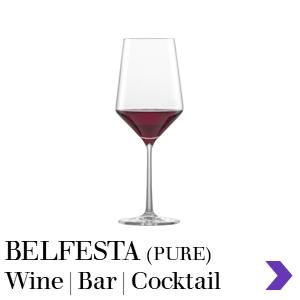 Zwiesel Glas Professional BELFESTA Wine And Bar Glass Range Pointer