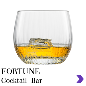 Zwiesel Glas Consumer Retail FORTUNE Cocktail Bar Range Pointer