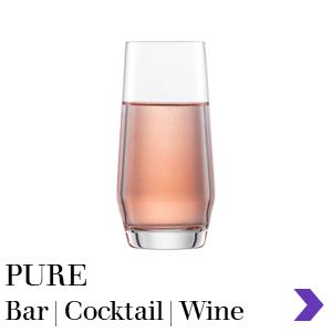 Zwiesel Glas Consumer Retail PURE Bar Range Pointer