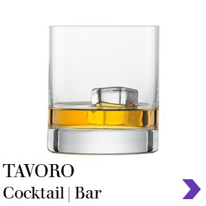Zwiesel Glas Consumer Retail TAVORO Cocktail Bar Range Pointer