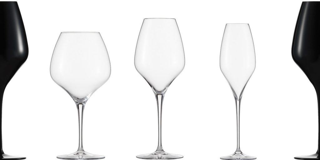 Zwiesel Glas UK Retail ALLORO Mouthblown Wine Glass Range Banner