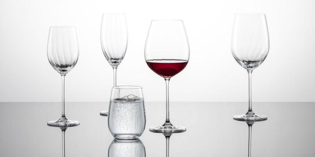 Schott Zwiesel WINESHINE Wine Glass Range Detail Banner 1