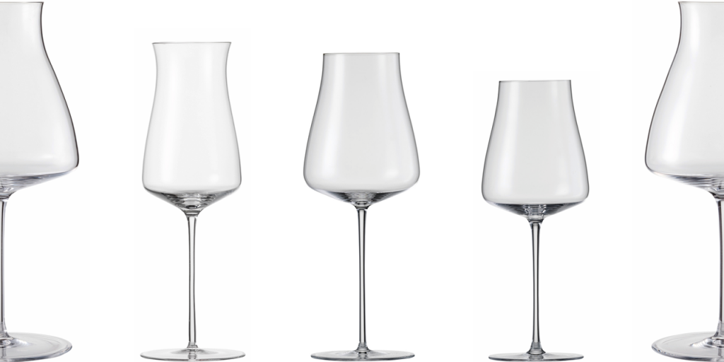 Zwiesel Glas Mouthblown THE MOMENT Range Banner