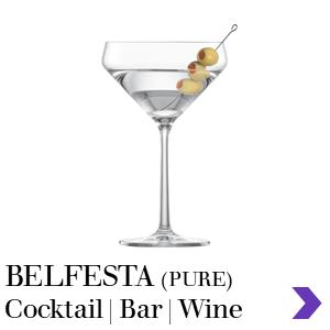 Zwiesel Glas Professional BELFESTA Cocktail Bar Range Pointer
