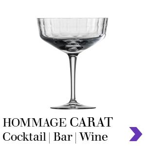Zwiesel Glas Professional HOMMAGE CARAT Cocktail Range Pointer