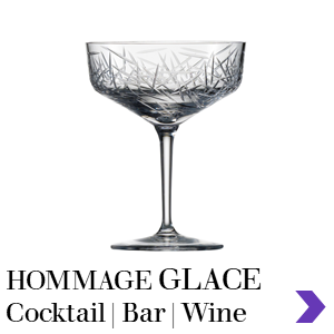 Zwiesel Glas Professional HOMMAGE GLACE Cocktail Range Pointer