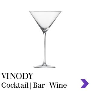 Zwiesel Glas Professional VINODY Cocktail Bar Range Pointer