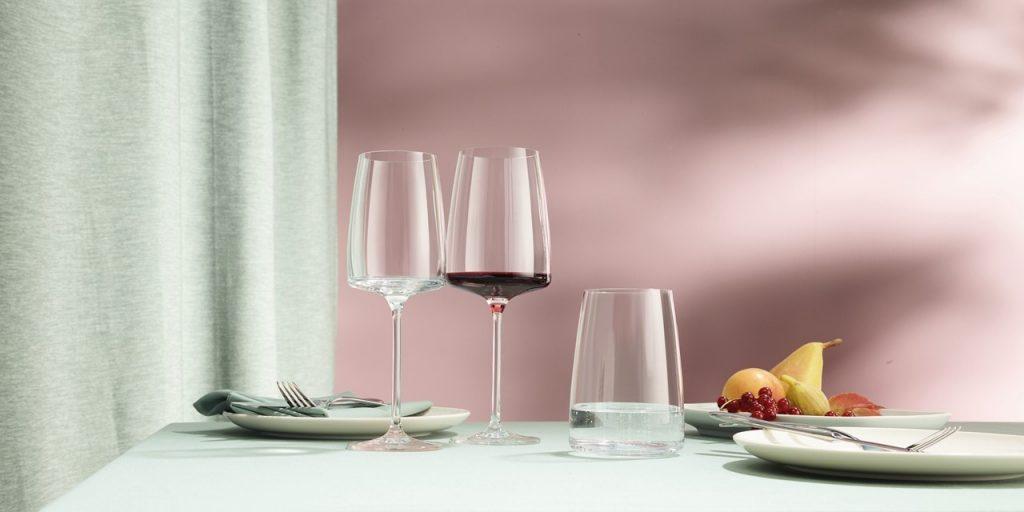 Zwiesel Glas SENSA Wine Glass Range Banner